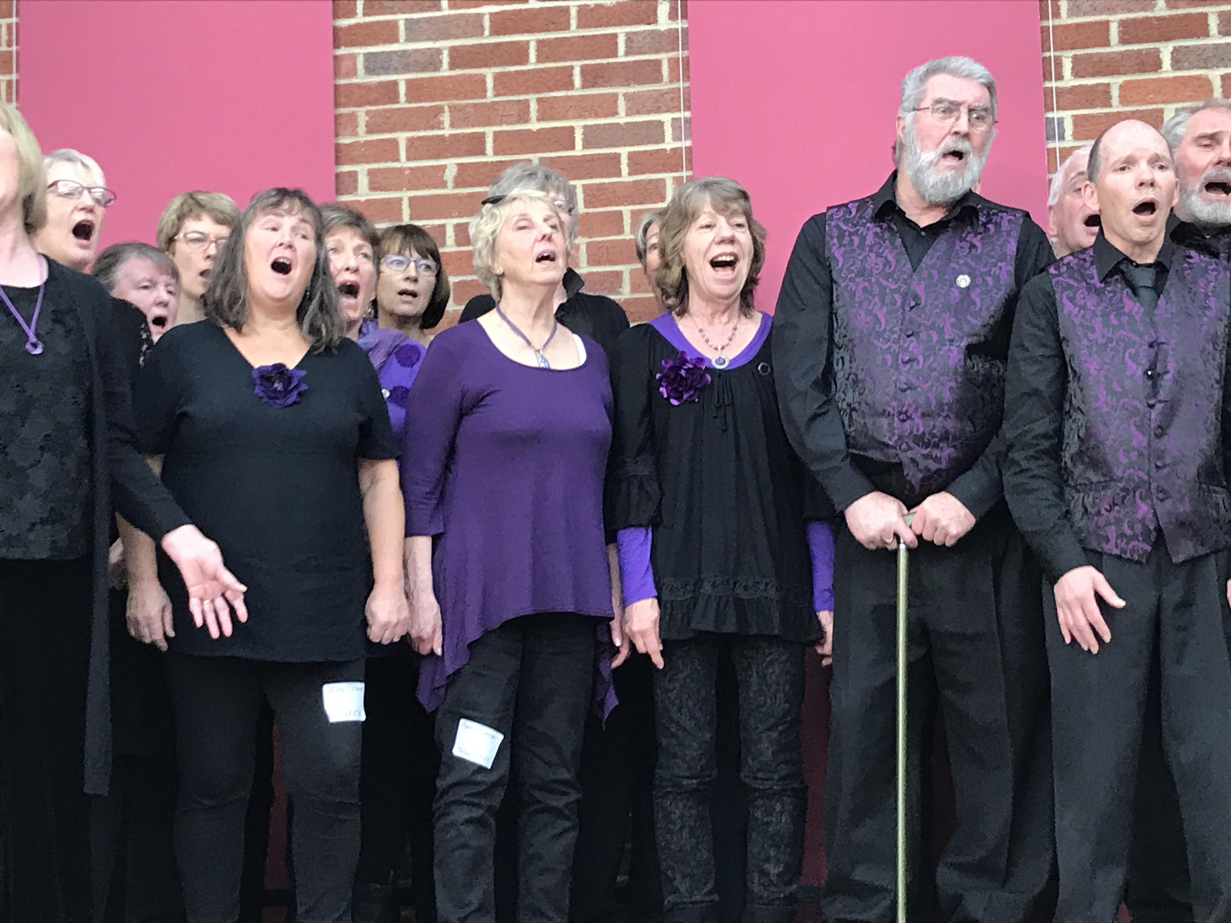 Norwich Community Choir 4